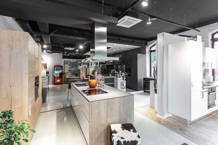 Küchenausstellung von Küchentreff Bickelhaupt